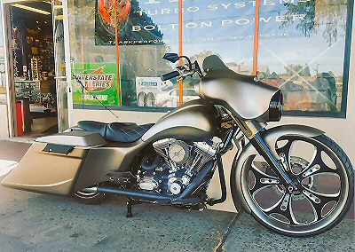 Custom Bagger Motorcycle Builders Pennsylvania