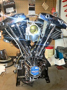 Harley Engine Rebuilding Pennsylvania At Iron Hawg Custom Cycles Inc.