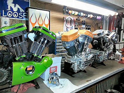 Harley Engine Repair Rebuilding Pennsylvania