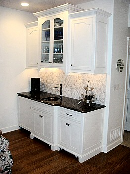 Custom Wet Bars Wall Units Delaware Valley