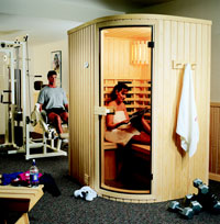 Sauna sales from the leader Finnleo Saunas and also offering a great selection of  Sauna Supplies, and Sauna Chemicals.