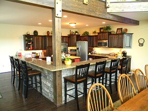 Custom Kitchens Lehigh Valley and Poconos Pennsylvania